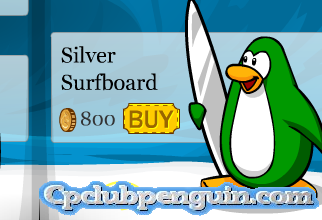Club Penguin Sports Catolog Cheats