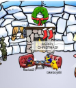 Club Penguin Christmas