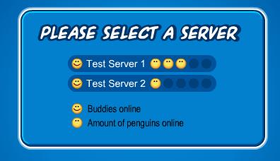 Club Penguin TestServers