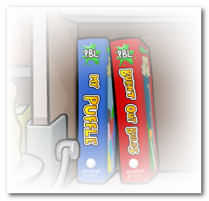 Club Penguin Letter Books